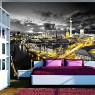 Fototapeta  Berlin nocą