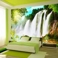 Fototapeta  PIękno natury wodospad