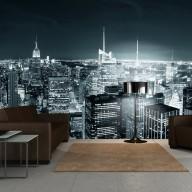 Fototapeta XXL  Nocne życie Nowego Jorku