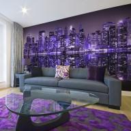 Fototapeta XXL  American violet