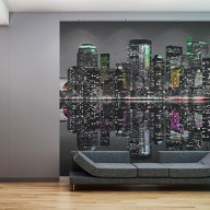 Fototapeta XXL  Tam gdzie rodzą się marzenia  NYC