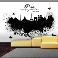 Fototapeta  Paris is always a good idea