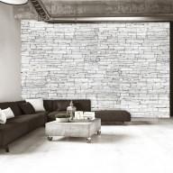 Fototapeta  Białe cegły