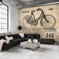Fototapeta  Staromodny rower