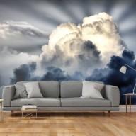Fototapeta  Promienie na niebie