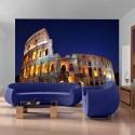 Fototapeta - Koloseum nocą