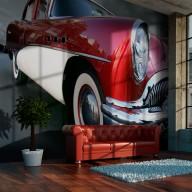 Fototapeta  Luksusowy amerykański wóz
