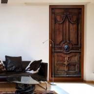 Fototapeta na drzwi  Luksusowe drzwi