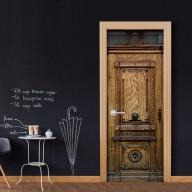 Fototapeta na drzwi  Średniowieczne wejście