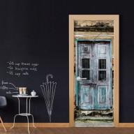 Fototapeta na drzwi  Stare drzwi