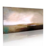 Obraz malowany  Po burzy