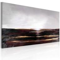 Obraz malowany  Czarny ocean