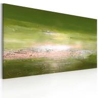Obraz malowany  Otwarte morze