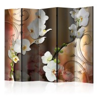 Parawan 5częściowy  Orchidea II [Room Dividers]
