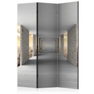 Parawan 3częściowy  Podniebny korytarz [Room Dividers]