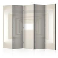 Parawan 5częściowy  W stronę światła II [Room Dividers]