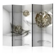 Parawan 5częściowy  Abstrakcyjne diamenty II [Room Dividers]