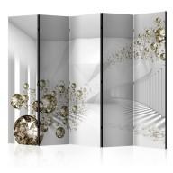 Parawan 5częściowy  Diamentowy korytarz II [Room Dividers]