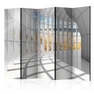 Parawan 5częściowy  Nadmorski bastion II [Room Dividers]