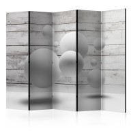 Parawan 5częściowy  Kule II [Room Dividers]