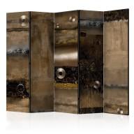 Parawan 5częściowy  Metalowe przymierze II [Room Dividers]