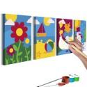 Obraz do samodzielnego malowania - Pory roku
