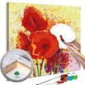 Obraz do samodzielnego malowania - Nowoczesne maki