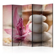 Parawan 5częściowy  Aromaterapia II [Room Dividers]