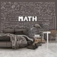 Fototapeta  Tablica matematyczna