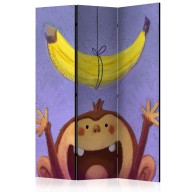 Parawan 3częściowy  Bananana [Room Dividers]
