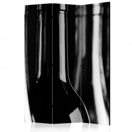 Parawan 3częściowy  Butelki do wina [Room Dividers]