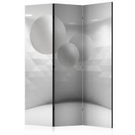 Parawan 3częściowy  Geometryczny pokój [Room Dividers]