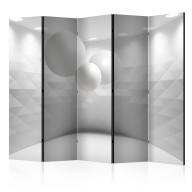 Parawan 5częściowy  Geometryczny pokój [Room Dividers]