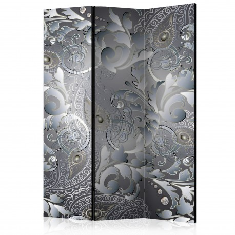 Parawan 3częściowy  Orientalny deseń [Room Dividers]
