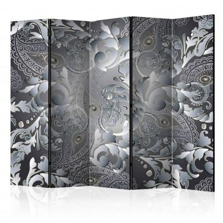 Parawan 5częściowy  Orientalny deseń [Room Dividers]