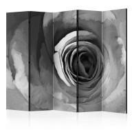 Parawan 5częściowy  Papierowa róża II [Room Dividers]
