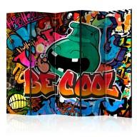 Parawan 5częściowy  Be Cool II [Room Dividers]