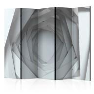 Parawan 5częściowy  Geometryczna otchłań II [Room Dividers]