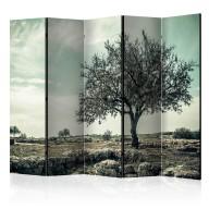 Parawan 5częściowy  drzewo  vintage II [Room Dividers]