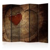 Parawan 5częściowy  Eternal love II [Room Dividers]