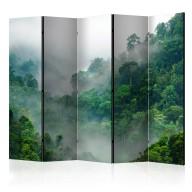 Parawan 5częściowy  Poranna mgła II [Room Dividers]