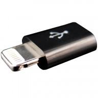 POWERNEED, i5M, Złącze microUSB do Lightning-8pin (iPhone, iPad, iPod)