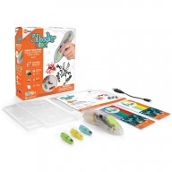 3DOODLER, 3DRSHB, Długopis do druku 3D dla dzieci 3Doodler Start, Zestaw HEXBUG® Creature
