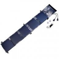 POWERNEED, ES-5, Panel solarny 18W, wyjście: USB 2x 5V, 2.1A