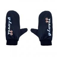 GLOVII, GNB, Wodoodporne nakładki ocieplające na rękawiczki uniwersalne, rozmiar: S-M, L-XL