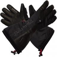 GLOVII, GS9, Ogrzewane rękawice narciarskie, rozmiar: S, M, L, XL