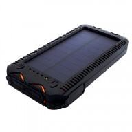 POWERNEED, S12000Y, Power Bank 12000mAh (44,4Wh) z panelem solarnym 1W, wyjście: USB 2x 5V, 2A
