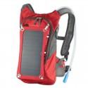POWERNEED, SBS11, Plecak turystyczny z bidonem 8l i panelem solarnym 7W, wyjście: USB 5V, 1.2A