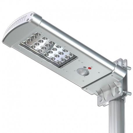 POWERNEED, SSL01, Solarna lampa uliczna z czujnikiem ruchu, panel o mocy 7W