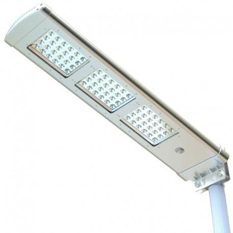POWERNEED, SSL03, Solarna lampa uliczna z czujnikiem ruchu, panel o mocy 22.5W